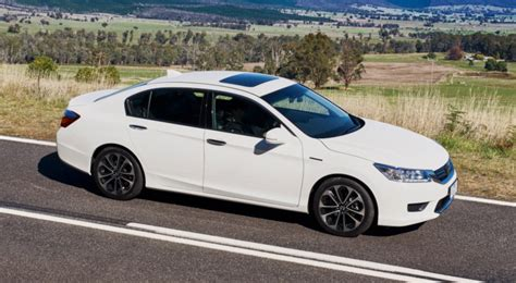 2015 Honda Accord Sport Specs by 2015 Honda Accord Sport Hybrid Pricing And Specifications