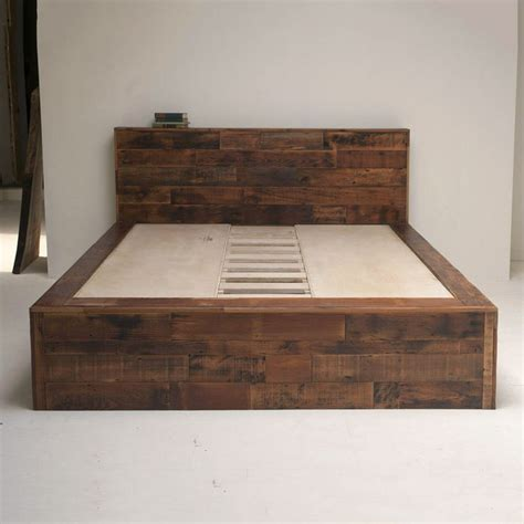 cool wooden bed frames 25 best ideas about wooden beds on wooden bed