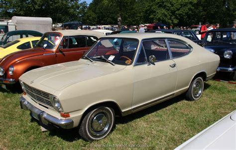 1967 Opel Kadett by Opel 1967 Kadett B Coupe The History Of Cars