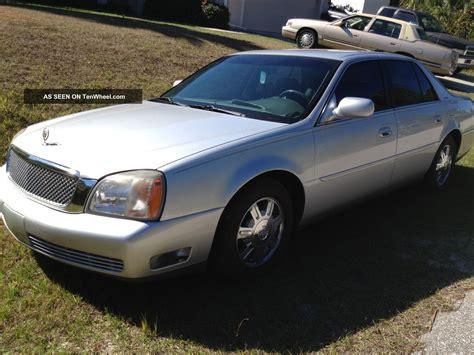 2000 Cadillac Sedan by 2000 Cadillac Base Sedan 4 Door