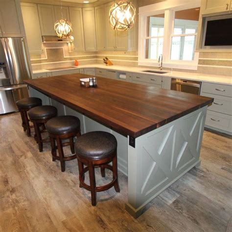 kitchen islands com 55 great ideas for kitchen islands the popular home