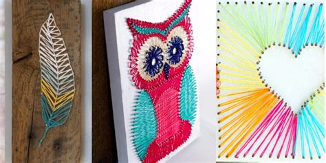 cool craft projects for decor archives diy projects for