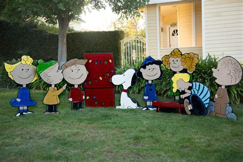 snoopy yard decorations 28 best brown yard decorations 42 quot