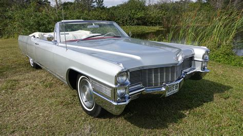 1965 Cadillac Convertible For Sale by 1965 Cadillac Eldorado Convertible For Sale