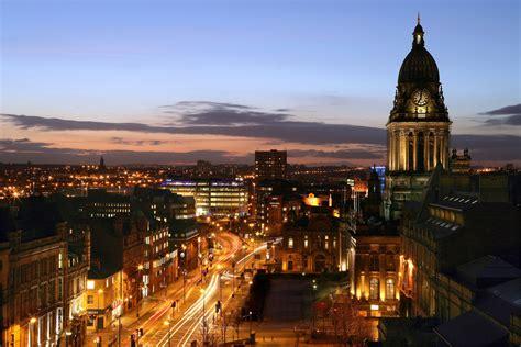 in leeds leeds yorkshire s buzziest brightest city is now a