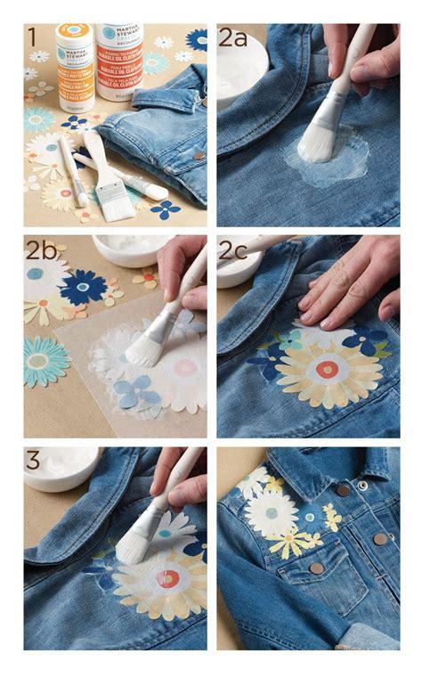 decoupage techniques ideas 25 best ideas about martha stewart crafts on