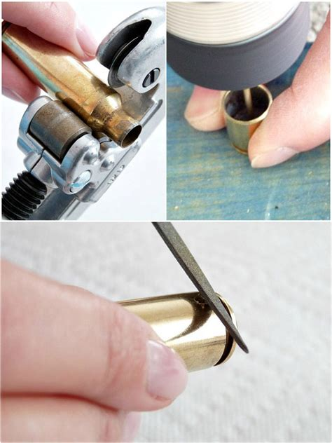 how to make jewelry from bullet casings fascinating jewelry craft diy bullet necklace 183 410