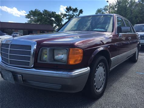 Mercedes Of Richmond Va by Classic Cars For Sale Richmond Va Carsforsale