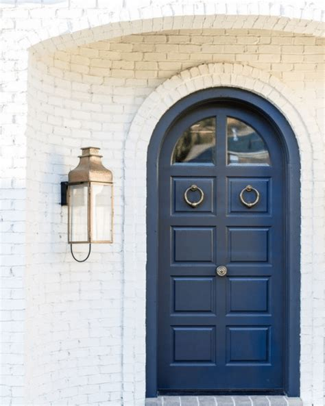 navy blue front doors trend navy blue front doors hearth and home