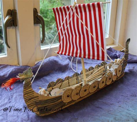 viking crafts for to make oar some model boat
