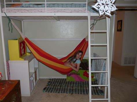 hammock bunk bed 1000 ideas about hammock bed on hanging
