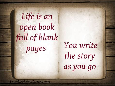 book quotes pictures quotes about open book blank pages story