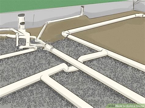 how to build a floor for a house how to build a house with pictures wikihow