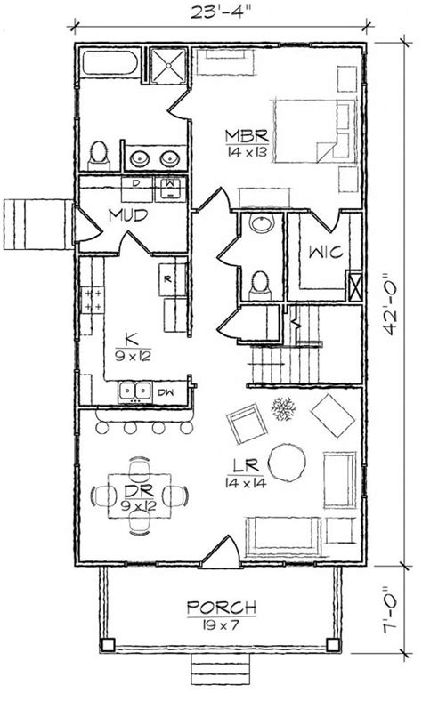 narrow homes floor plans 25 best ideas about narrow house plans on