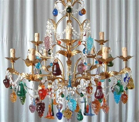 murano glass fruit chandelier 1000 images about fruit chandeliers on 5