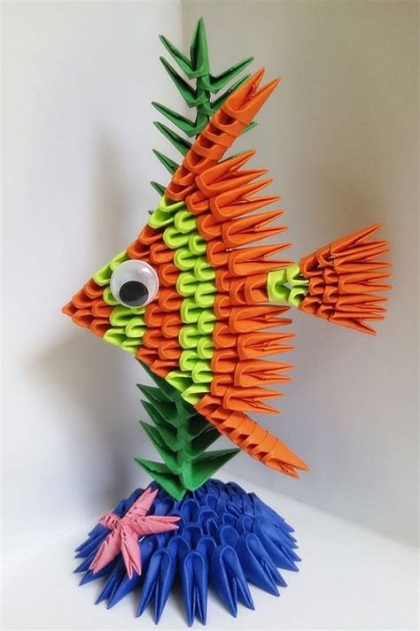 3d origami fish 17 best ideas about origami fish on origami