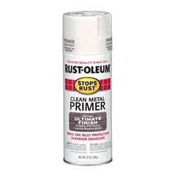 spray paint primer for metal rust oleum clean metal primer spray paint