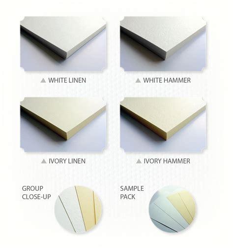 craft paper card stock a5 sheets textured hammer linen craft card paper stock