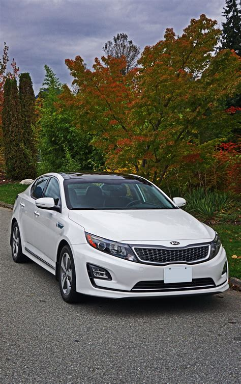 2015 Kia Optima Hybrid Ex by 2015 Kia Optima Hybrid Ex Premium Road Test Review
