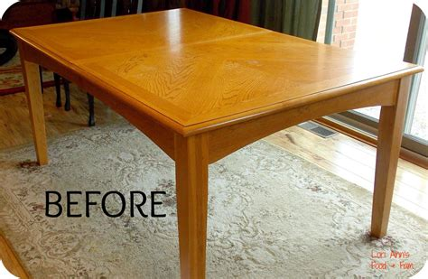 chalk paint dining room table lori s food fam sloan paint project dining