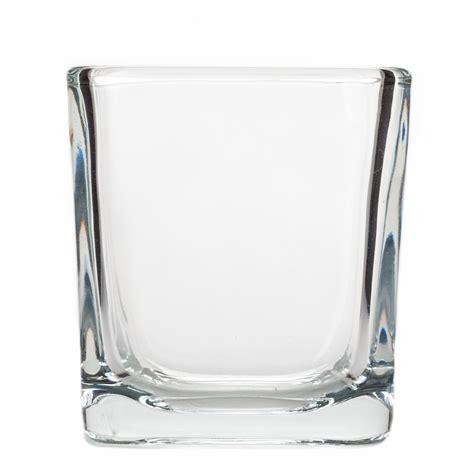 Votive Holders by 3x3 Glass Cube Votive Holder