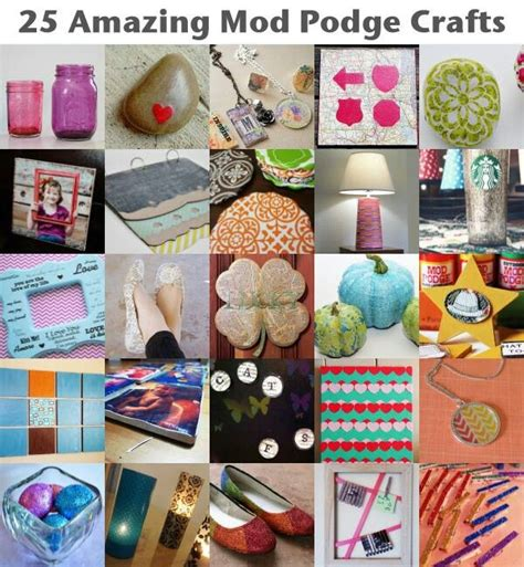 mod podge crafts for modge podge crafts diy crafts