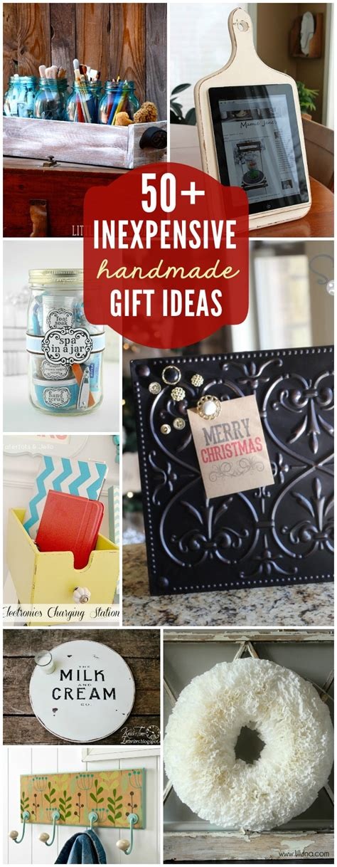 ideas for inexpensive inexpensive gift ideas