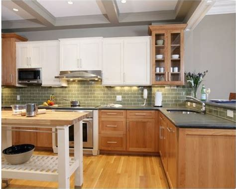 white wood kitchen cabinets popular again wood kitchen cabinets centsational
