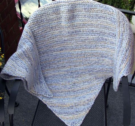 easy shawls to knit free patterns