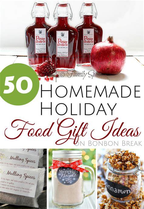 food gifts ideas 50 food gift ideas bonbon