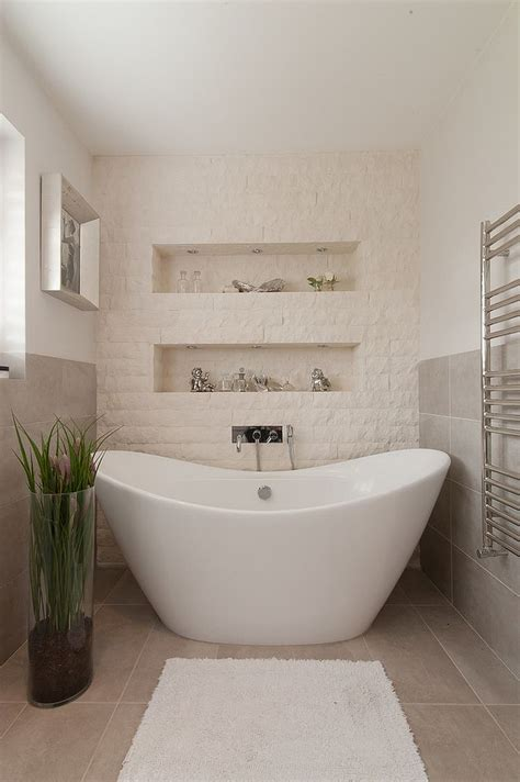 Modern Small Bathrooms 30 exquisite and inspired bathrooms with stone walls