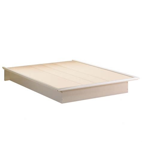 white platform bed home furniture who actually produces less expensive