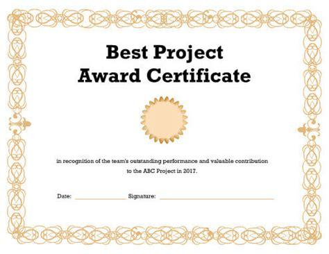 best certificate templates certificate templates