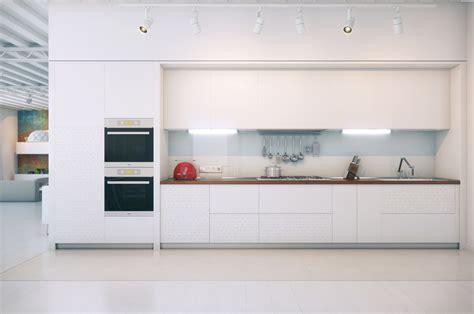 modern white kitchen design contemporary white kitchen interior design ideas