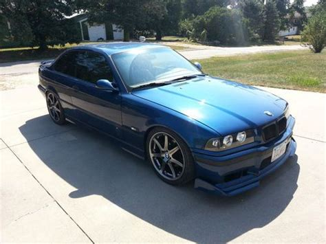 1998 Bmw 323is by Sell Used 1998 Bmw 323is Coupe 2 Door 2 5l M3 Conversion