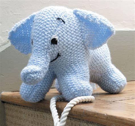 knitted elephant free pattern free elephant patterns knitting bee 13 free knitting