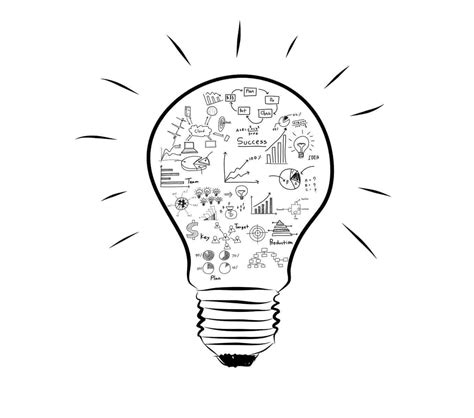 drawing of lights co innovation beyond open innovation beyond the