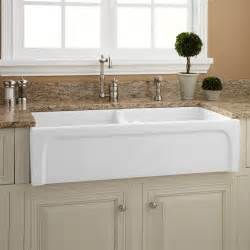 farm house kitchen sinks 39 quot risinger bowl fireclay farmhouse sink