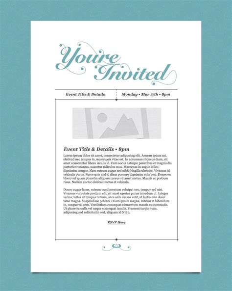 company invitation templates 10 best images of business invitation templates business