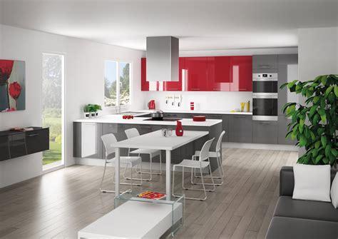 modele de cuisine 681 cuisine mod 232 le cristal en stratifi 233 laqu 233 brillant