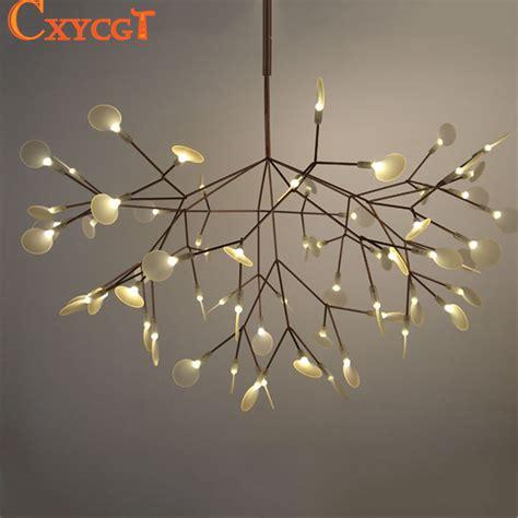 Branch Light Fixture modern led large branch tree chandeliers lighting fixture