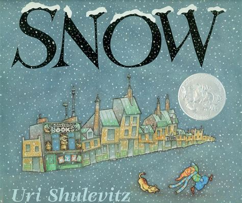 the snow picture book snow 1999 caldecott honor book association for library