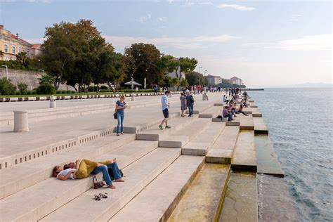 sea organ croatia top 10 things to do and see in zadar croatia