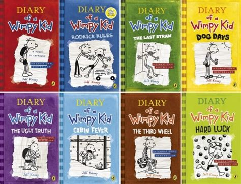 pictures of diary of a wimpy kid books 5 book series that you must binge read quirkybyte