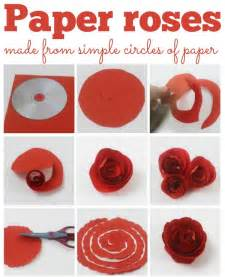 how to make paper roses for cards 25 best ideas about paper roses on diy paper