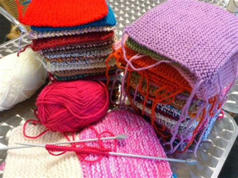 what can i knit for charity east is knitting squares for charity news