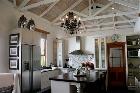 vaulted ceiling kitchen ideas beautiful vaulted kitchen ceiling lighting design and decoration orchidlagoon