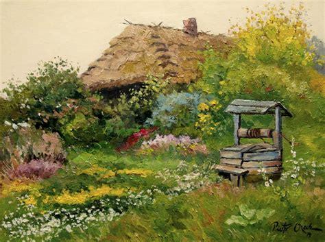Der Geheime Garten by Bild Geheime Garten Blumen Alt Dunee Bei Kunstnet