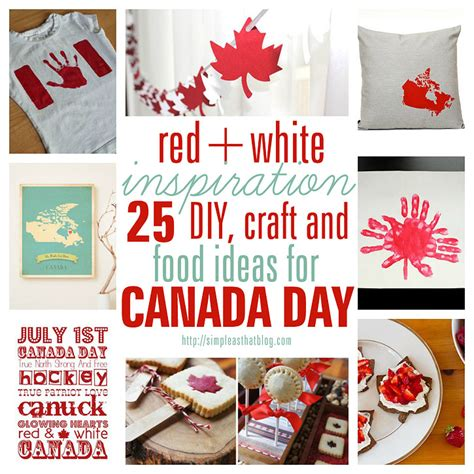 canada day crafts for canada day inspiration 25 diy ideas crafts printables