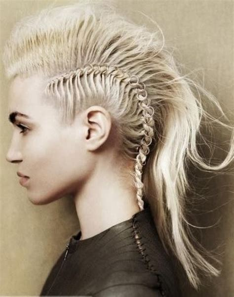 braided mohawk with 10 stylish that really how to rock a mohawk